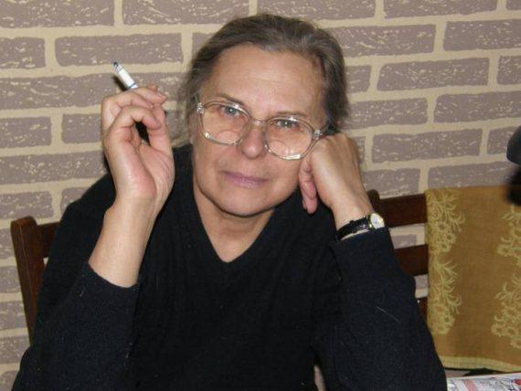 Horák Magda - fotó: Láng Judit