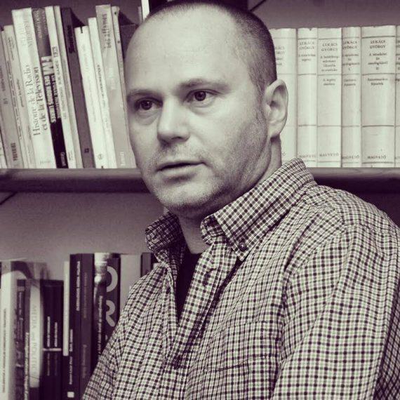 Bajomi-Lázár Péter, a Budapesti Gazdasági Egyetem (BGE) Társadalomtudományi Intézetének vezetője