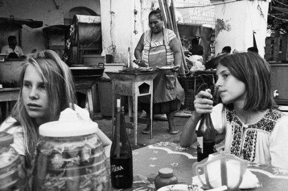 Juchitán, 2010, digitális nyomat - Fotó: Nadja Massun