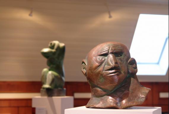 Koller Galéria Amerigo Tot műterem - Koller Galéria