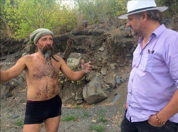 Balányi Zozó és Bojár Iván András - fotó: Rhea Marmentini