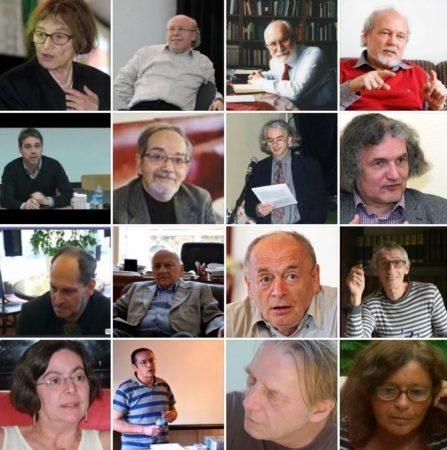 A Lukács Archívum Nemzetközi Alapítványának (LANA) alapítói és kuratóriumi tagjai