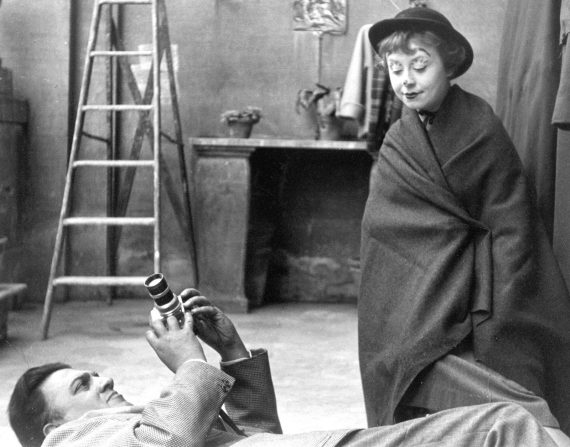 Fellini - Országúton - fotó - 1001 film - Blog.hu