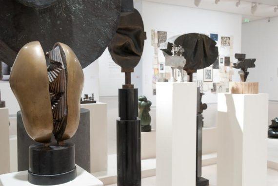 Amerigo Tot - Párhuzamos konstrukciók - Fotó: ludwigmuseum.hu