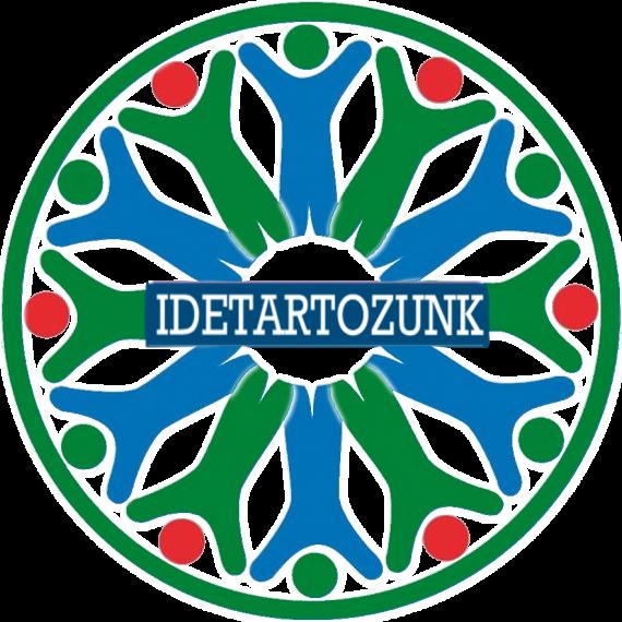 Idetartozunk Egyesület logója