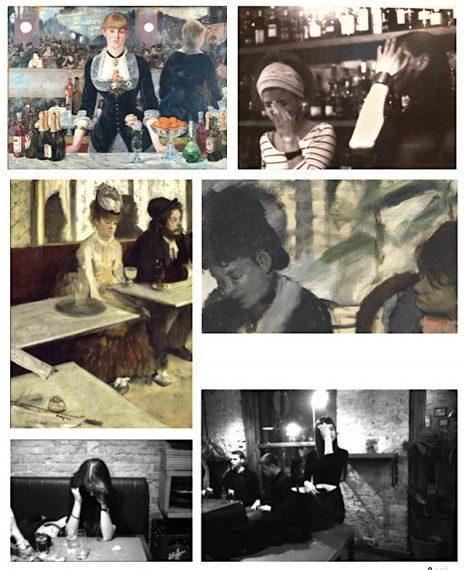 Manet és Degas