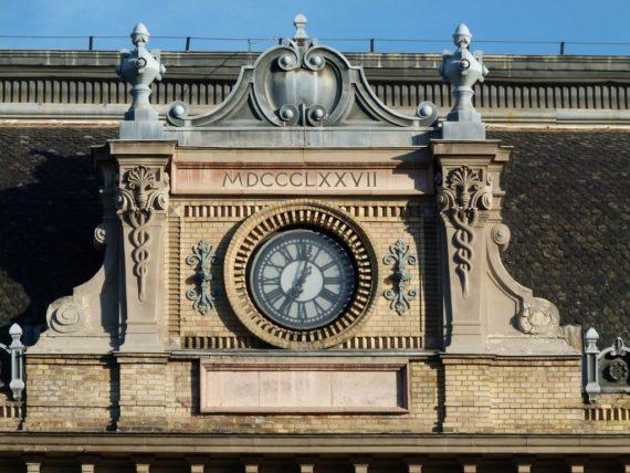 Nyugati Pályaudvar órája