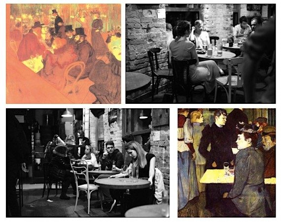Toulouse Lautrec a Kisüzemben