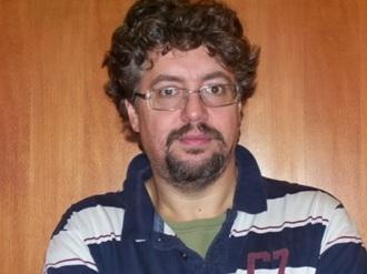 Unger Zsolt Géza író, újságíró