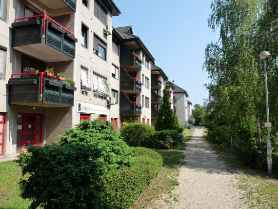 Budapest, Vizafogó lakótelep (13. kerület)