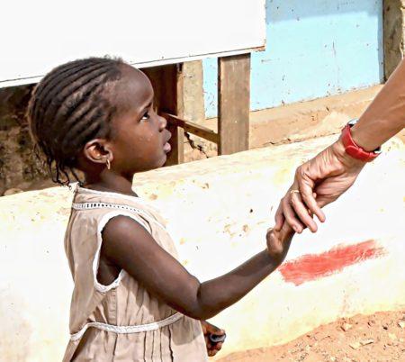 """""""Honnan jöttél?"""" Helyszín: Kenya A Szerző saját felvétele"""