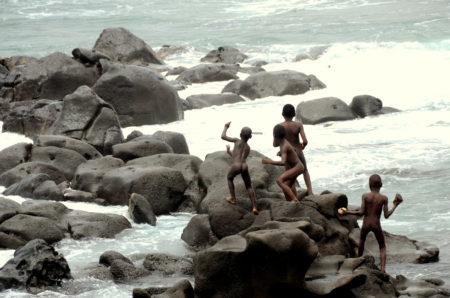 A tenger hanga Helyszín: Kenya A Szerző felvétele