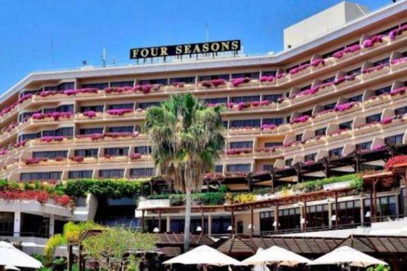 Four Season hotel - Ciprus-Limassol