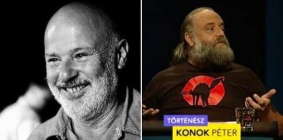 Eörsi István - Konok Péter