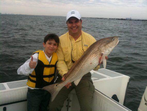 Én, Luis bácsi és egy valamilyen hal
