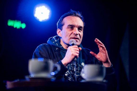 Krausz Tivadar költő, író, publicista - fotó - Berecz Valter
