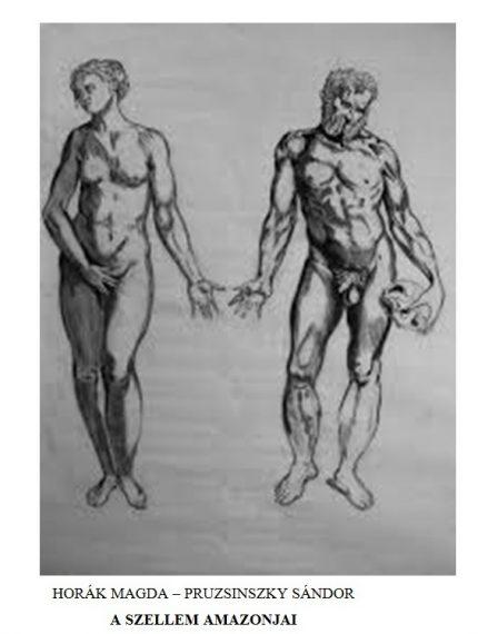 Andreas Vesalius (1514– 1564): Férfi és női akt.