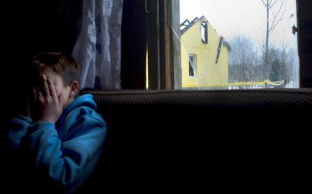 A tatárszentgyörgyi ház másnap reggel