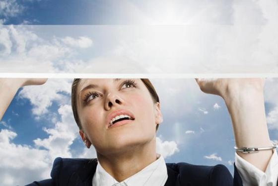 Üvegplafon szindróma - fotó: házipatika