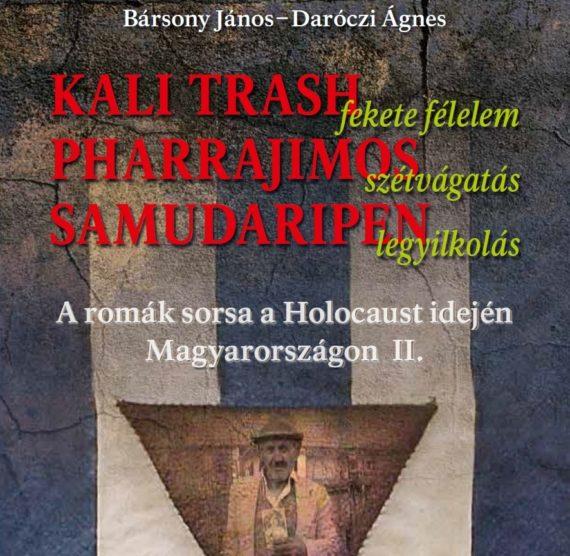 Kali Trash könyvborító
