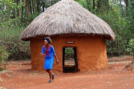 El kellett menniünk Helyszín: Kenya A Szerző saját fotója