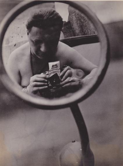 A cikk írójának édesapja - Bojár Iván: Önarckép (50-es évek) © Bojár Iván András